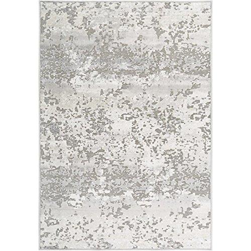 "Home Dynamix Nicole Miller Infinity Alta 5'1""x7'2"" Area Rug Dark Gray/Gray"