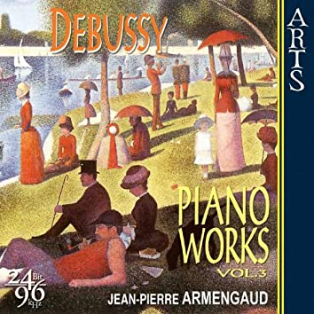 Debussy: Complete Piano Works - Vol. 3