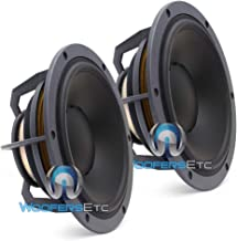 """Pair of Dynaudio MW 162 6.5"""" Midwoofer"""