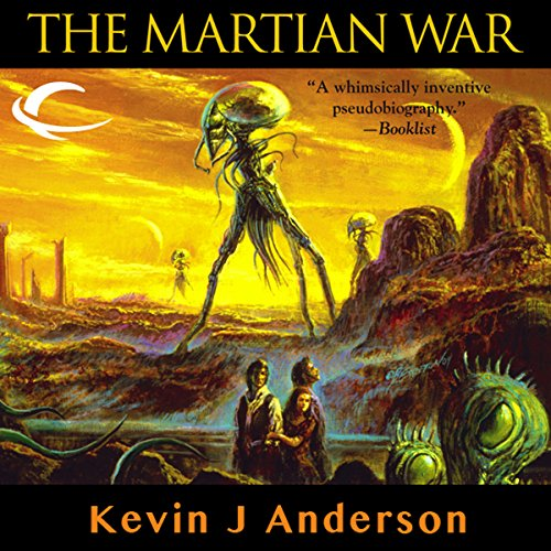 Couverture de The Martian War