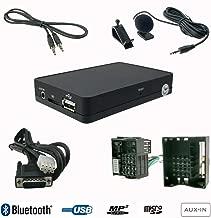 Bluetooth Handsfree A2DP USB SD AUX Adapter Car Kit for BMW E39 E83 E53 E85 Business CD Radio