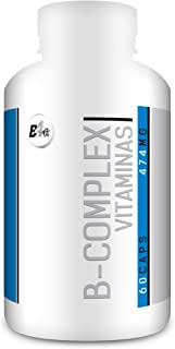 B-COMPLEX Vitaminas 60 cápsulas