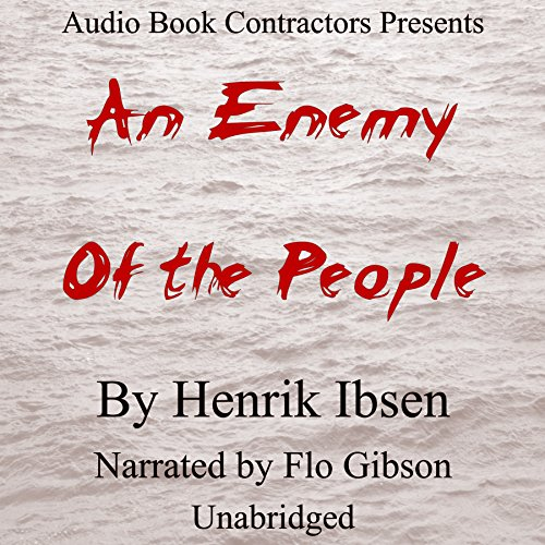 An Enemy of the People cover art