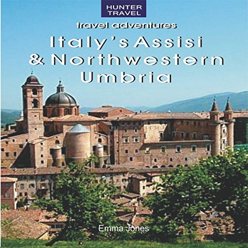 Italy's Assisi & Northwestern Umbria audiobook cover art