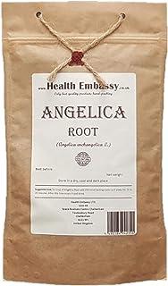 Raíz de Angélica 50g ( Angelica archangelica L. - Radix Archangelicae ) / Angelica Root 50g - Health Embassy - 100% Natural
