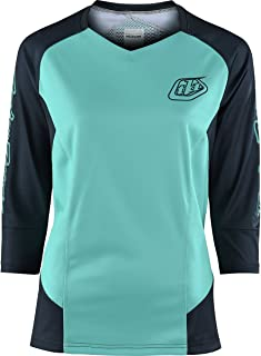 Troy Lee Designs Ruckus Women's Off-Road BMX Cycling Jersey