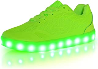 Jedi fight back Women LED Shoes USB Charging Sport Light Up Flashing Fashion Sneakers