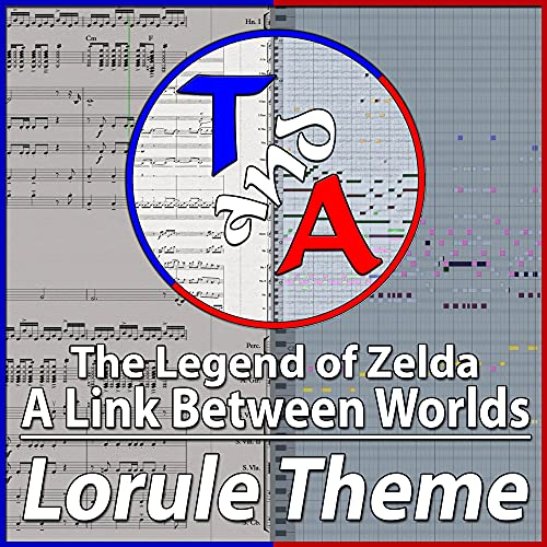 Lorule Theme (From 'The Legend of Zelda: A Link Between Worlds')