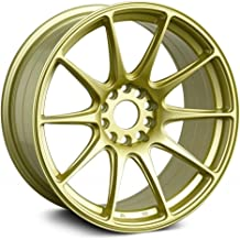 18 inch gold wheels