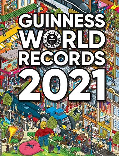 Guinness World Records 2021 [Inglés]