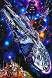 Star Wars Diamond Painting Kits for Adults by LUHSICE, 35x45cm