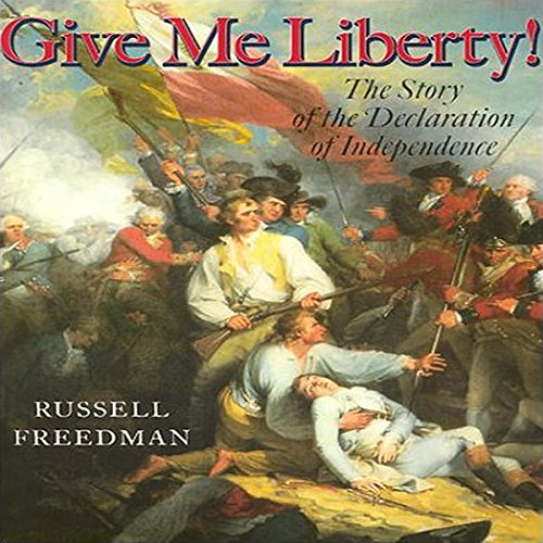 Give Me Liberty cover art