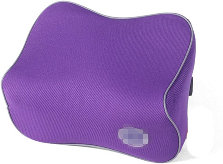 DMMSS Car Pillow Memory Foam Neck Pillow Pillow 3D Slow Rebound Space Memory Pillow