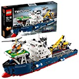 LEGO Technic - Le navire d'exploration - 42064 - Jeu de Construction
