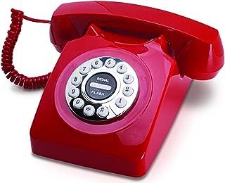 retro style rotary phone
