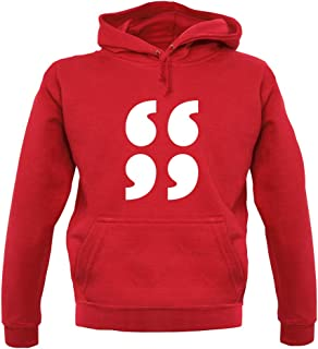66 99 Quote Marks - Unisex Hoodie/Hooded Top
