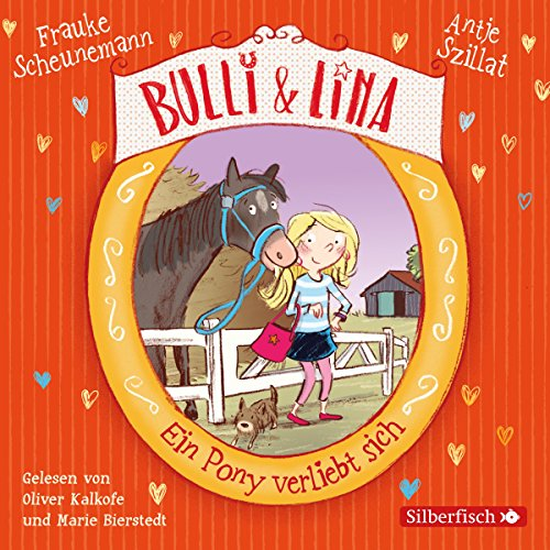 Ein Pony verliebt sich     Bulli & Lina 1              By:                                                                                                                                 Frauke Scheunemann,                                                                                        Antje Szillat                               Narrated by:                                                                                                                                 Oliver Kalkofe,                                                                                        Marie Bierstedt                      Length: 2 hrs and 8 mins     Not rated yet     Overall 0.0