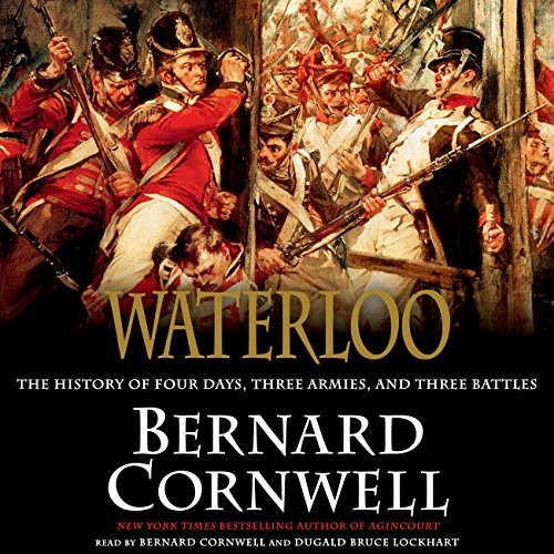 Waterloo audiobook cover art