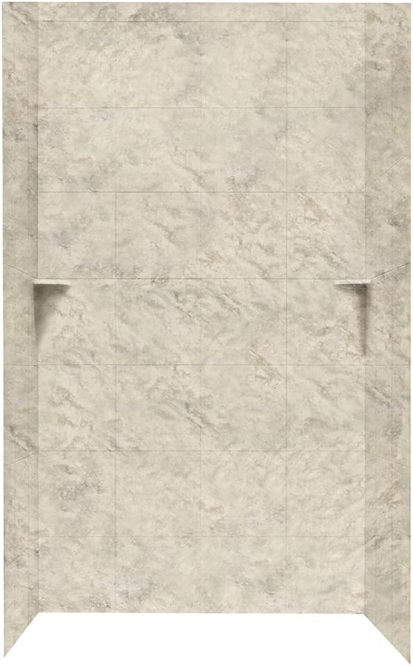 Swan SQMK72-3648-129 36-in x 48-in Tile 72.5-in Now on sale Square Shower Discount mail order