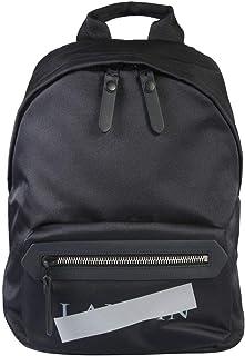 Luxury Fashion | Lanvin Mens LMBGBSEPNYBAA1910 Black Backpack | Fall Winter 19