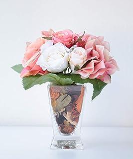 (エミリオロバ) EMILIO ROBBA TTITF08055 バラ ローズ ポプリ 香り 花 アレンジメント アートフラワー ギフト お祝い