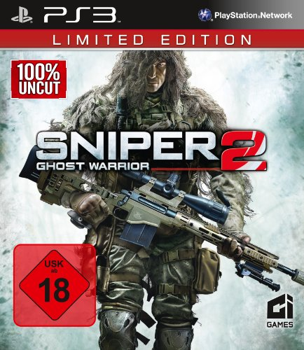 Sniper: Ghost Warrior 2 - Limited Edition (100% uncut) - [PlayStation 3]