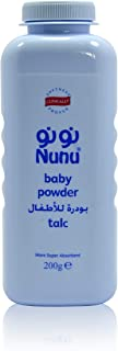 Nunu Baby Powder, 200 gm