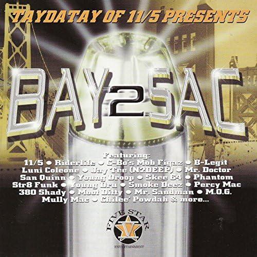 Various feat. Jay Tee, Young Dru, Luni Coleone, San Quinn & Taydatay