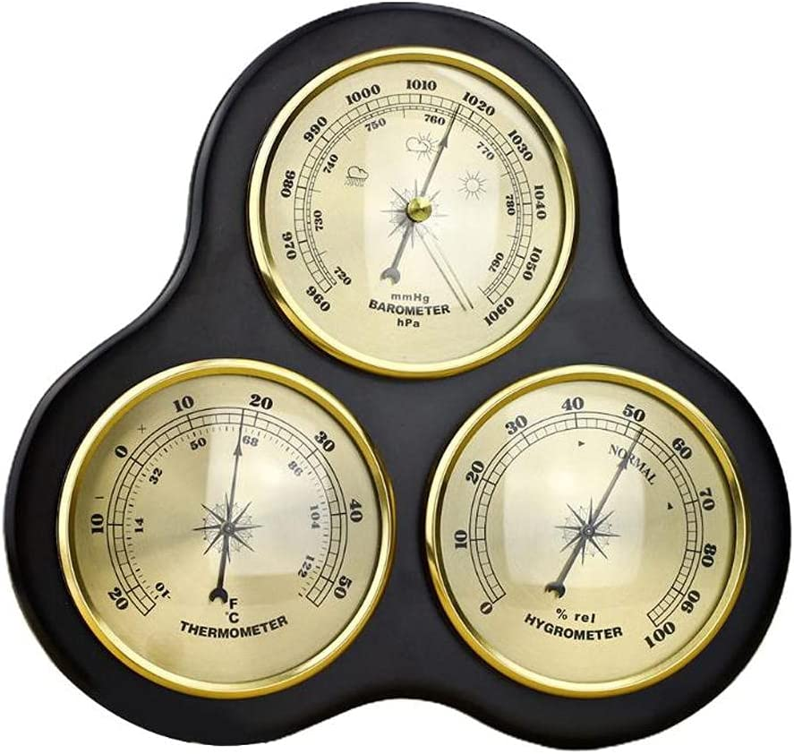 BAWAQAF Max 66% OFF Barometer Discount is also underway Three Piece Set Tool barometric Monitoring H