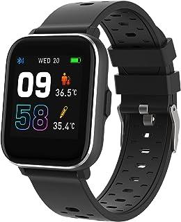 Denver Bluetooth Smartwatch SW-164 zwart