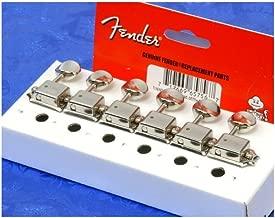 Fender 007 2272 000 6 IN LINE GOTOH LOCKING TUNING MACH NCKL (6)