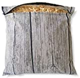 Zirbenkissen, Zirbenpolster 30x30cm mit Reißverschluss   WOODDESIGN   Baumwolle   Naturprodukt