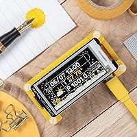 Pimoroni Inky pHAT Yellow - 3色 黄 黒 白 e-paper ディスプレイ - Pimoroniステッカー付き
