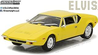 Greenlight 86502 Elvis Presley 1971 De Tomaso Pantera 1:43 Scale Diecast