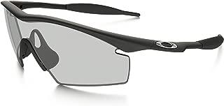 Oakley M Frame Industrial Men's Sport Designer Sunglasses/Eyewear - Black/Grey/One Size Fits All