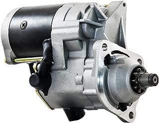 NEW 24V STARTER MOTOR FITS CASE EXCAVATOR 888 9010 9010B 9020 9030 D129494 1280002562