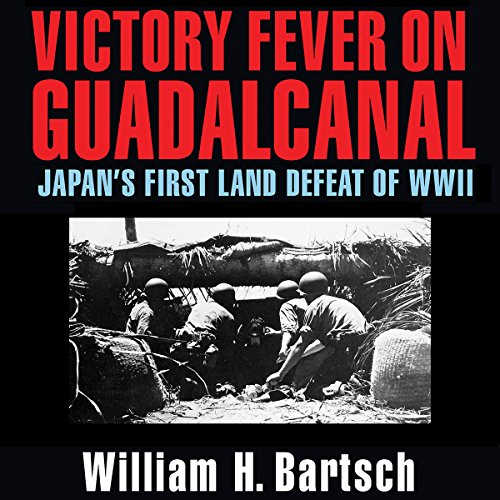 Victory Fever on Guadalcanal cover art
