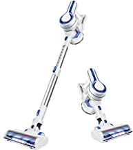 APOSEN Cordless Vacuum Cleaner, Upgraded Powerful Suction 4 in 1 Stick Vacuum Cleaner 35min-Running Detachable Battery, 1....