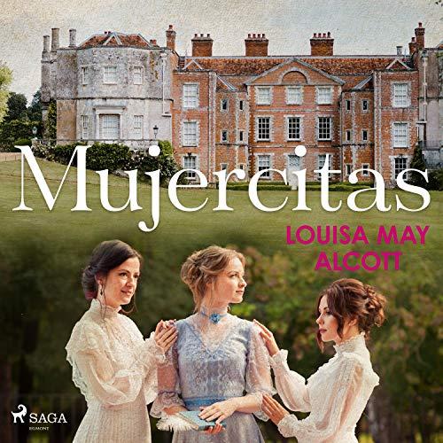 Diseño de la portada del título Mujercitas