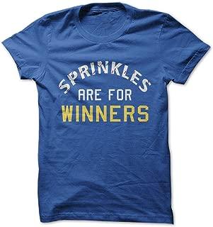Men's Sprinkles are for Winners T-Shirt