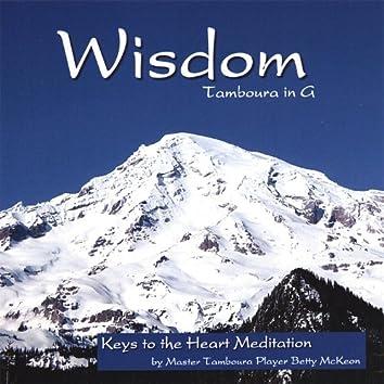 Wisdom - Tamboura in G