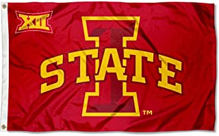 College Flags & Banners Co. Iowa State University Big 12 3x5 Flag