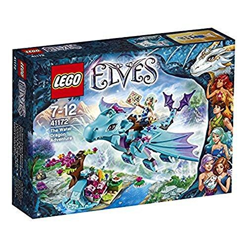 LEGO elves L'Avventura del Dragone d'Acqua, 41172