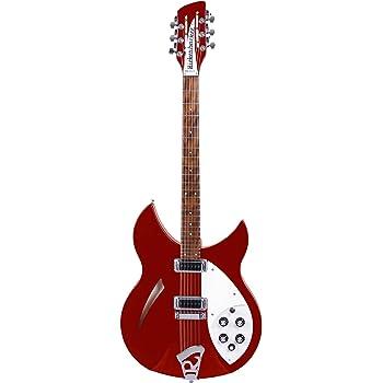 Rickenbacker rn33 12rby S de guitarra 330/12 Ruby: Amazon.es ...