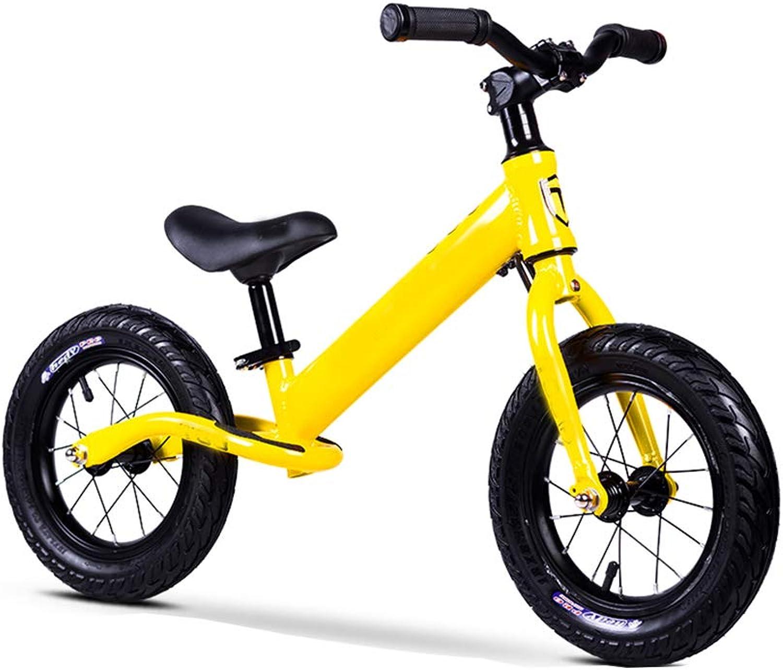 nuevo estilo Bicicleta Bicicleta Bicicleta Ligera de Equilibrio, Bicicleta de Equilibrio, Bicicleta Deslizante para bebés de 2 a 6 años  primera vez respuesta