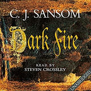Dark Fire     Shardlake, Book 2              By:                                                                                                                                 C. J. Sansom                               Narrated by:                                                                                                                                 Steven Crossley                      Length: 18 hrs and 53 mins     947 ratings     Overall 4.7