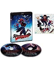 【Amazon.co.jp限定】スパイダーマン:スパイダーバース ブルーレイ&DVDセット(初回生産限定)(特典 スペシャル・ボーナスディスク付) [Blu-ray]
