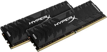 HyperX Predator Black 16GB 2400MHz DDR4 CL12 DIMM (Kit of 2) XMP (HX424C12PB3K2/16)