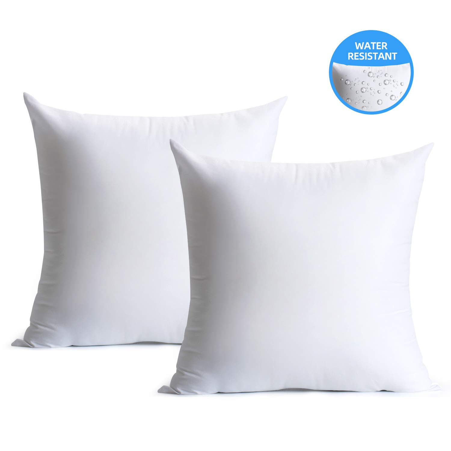 calibrate timing 18 x 18 pillow inserts