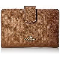 [コーチ] COACH 財布 (二つ折り財布) F54010 ブライトオレンジ レザー 二つ折り財布 レディース [アウトレット品] [並行輸入品]